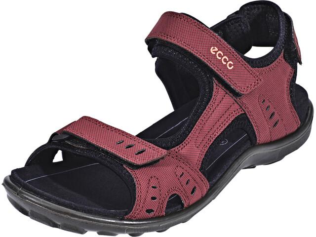 ECCO All Terrain Sandalen Dames rood